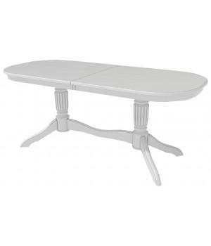 Стол обеденный овальный Зубр-2 (Эмаль)