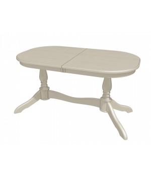 Стол обеденный овальный Романс-22 (Эмаль)