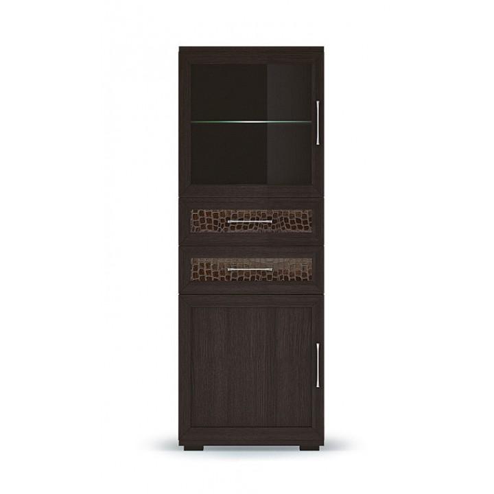 Шкаф низкий со стеклом ГТ.013.305
