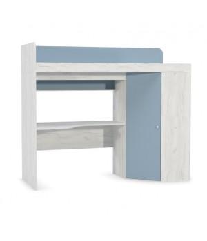 Кровать-чердак со столом 345+353