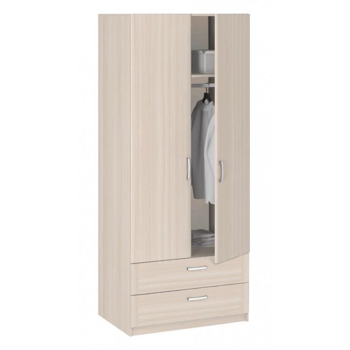 Шкаф для одежды 2-х дверный 5.28