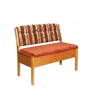 Кухонный диван Этюд облегченный с ящиком 1140