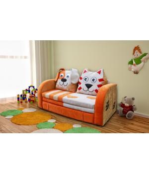 Кот и пес диванчик