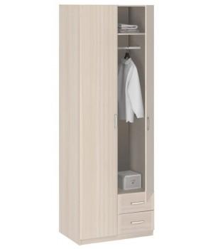 Шкаф 2-х дверный с ящиками 840 8.021