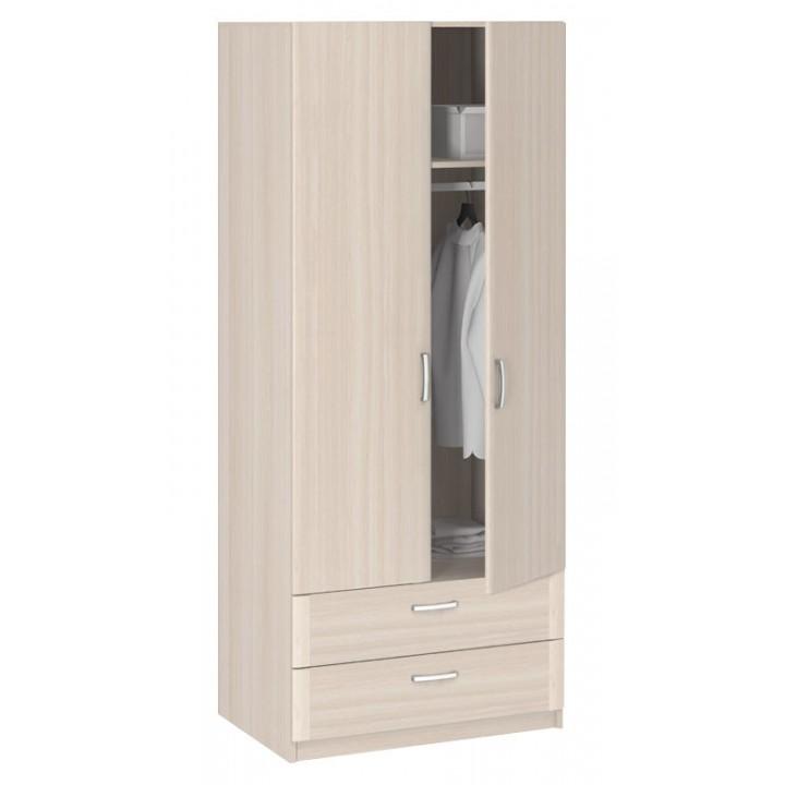 Шкаф 2-х дверный с ящиками 840 8.023