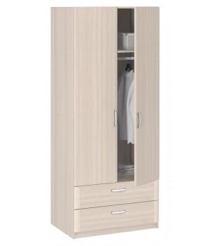 Шкаф 2-х дверный с ящиками 1000 8.024