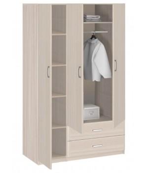 Шкаф 3-х дверный с ящиками 1510 8.032