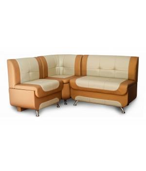 Кухонный модульный диван Люксор
