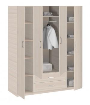 Шкаф 4-х дверный Эко 5.15 Эко