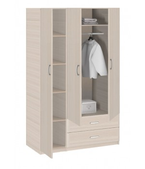 Шкаф 3-х дверный Эко 5.16 Эко