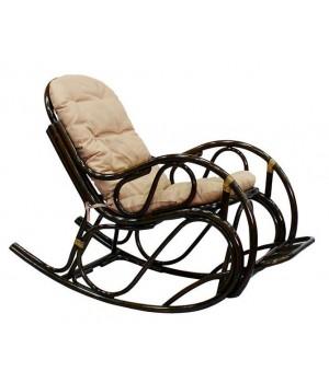 Кресло-качалка с подножкой Promo 05/17