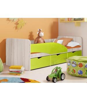 Кровать 3 (Волна)