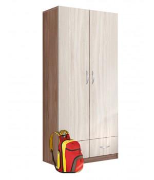 Шкаф 2-х дверный ЛДСП