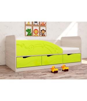 Кровать 4 (Волна)