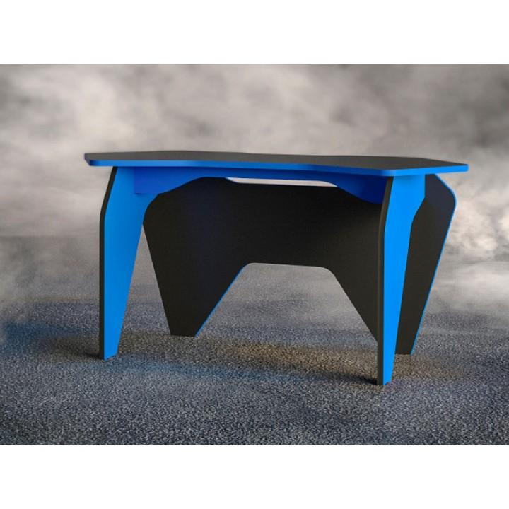 Стол компьютерный Базис 2 (синий) 12.63