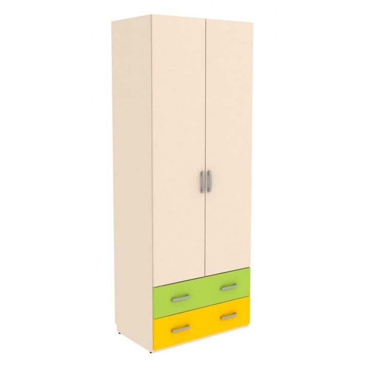 Шкаф 2-х дверный Дарина УШ05