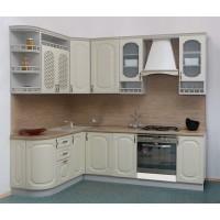 Кухня Трапеза Классика Прованс 1735x1900