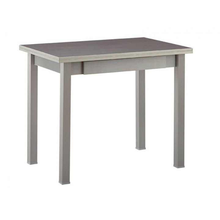 Стол обеденный с ящиком (прямая нога)
