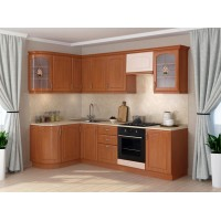 Кухня Трапеза Классика 1435x2000