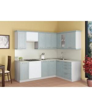 Кухня Трапеза Классика 1600x1800 (I кат)
