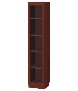 Шкаф для книг узкий 216