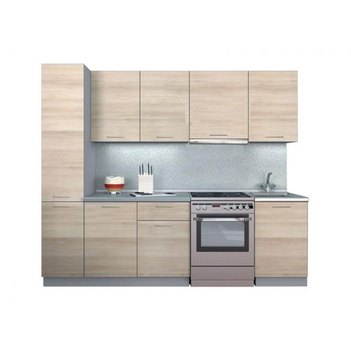 Кухня Симпл 2500 (массив)