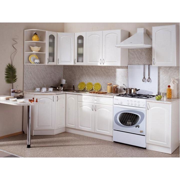 Кухня Трапеза Классика 1200x2100 (h=700) (II кат)