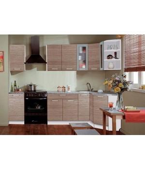 Кухня Трапеза Классика 1200x2100 (h=700) (I кат)