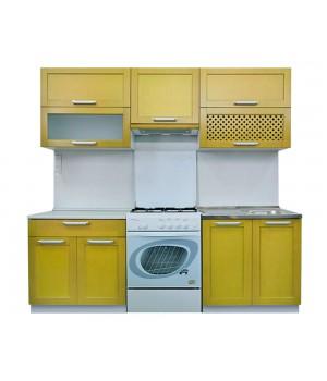 Кухня Симпл 2200 (массив)